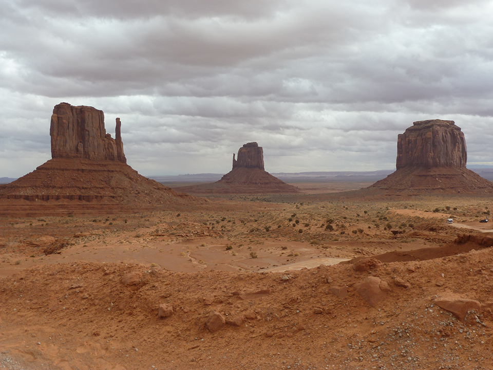 17 monument valley