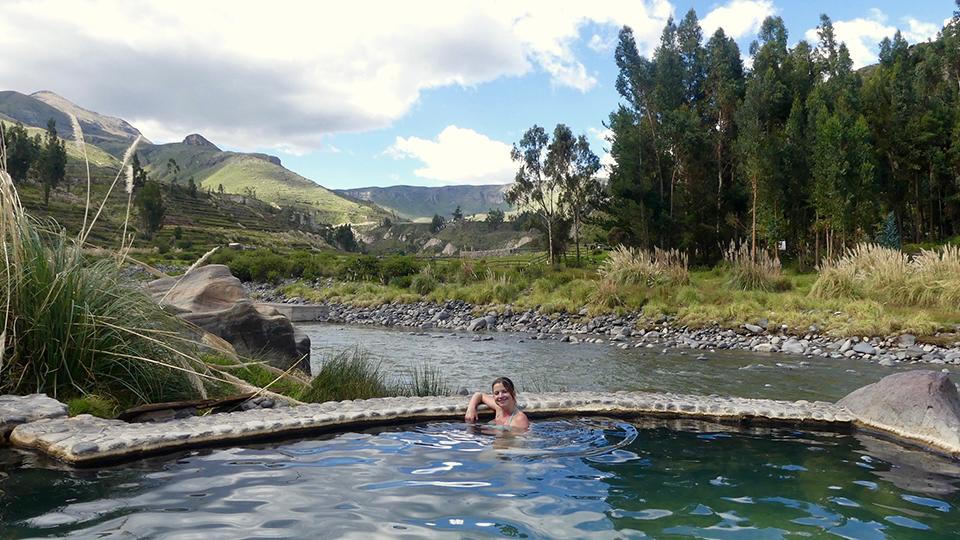 Colca Lodge pool