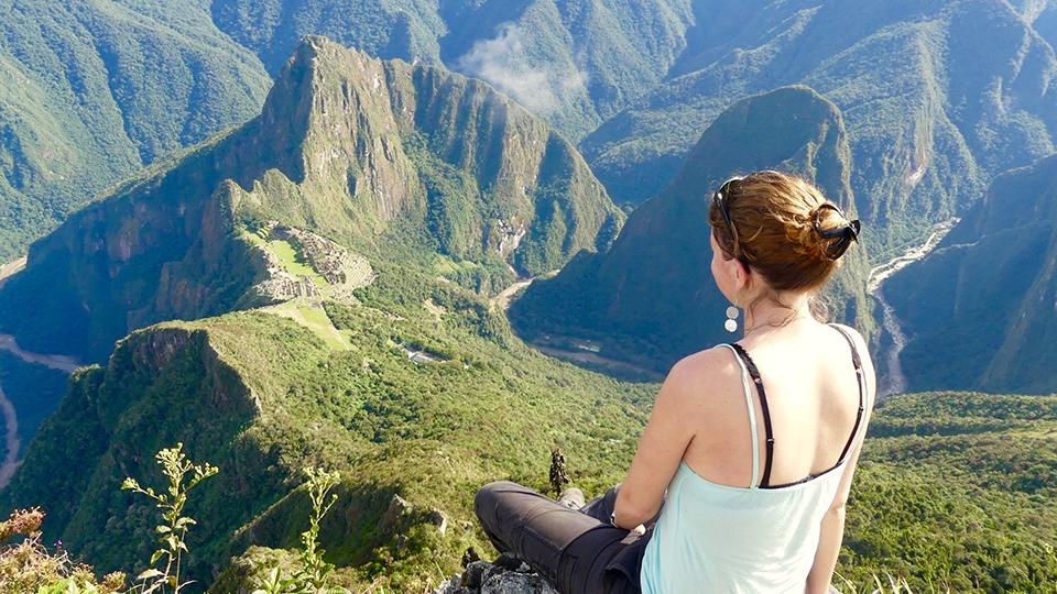 Machu Picchu de la Montaña