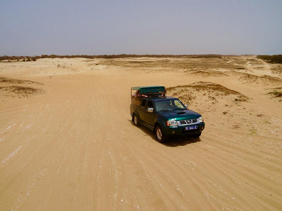 En route pour Kayar