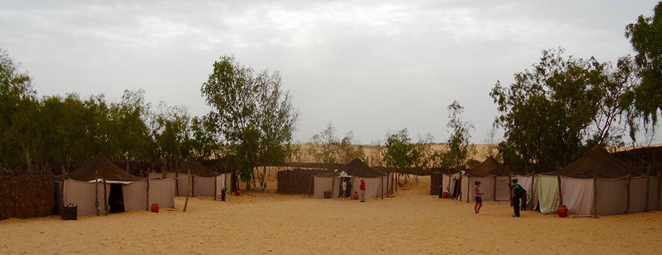 Lampoul camp