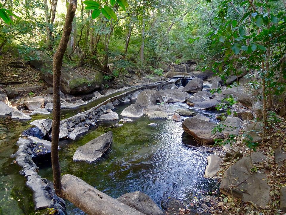 Rio Perdido rivière
